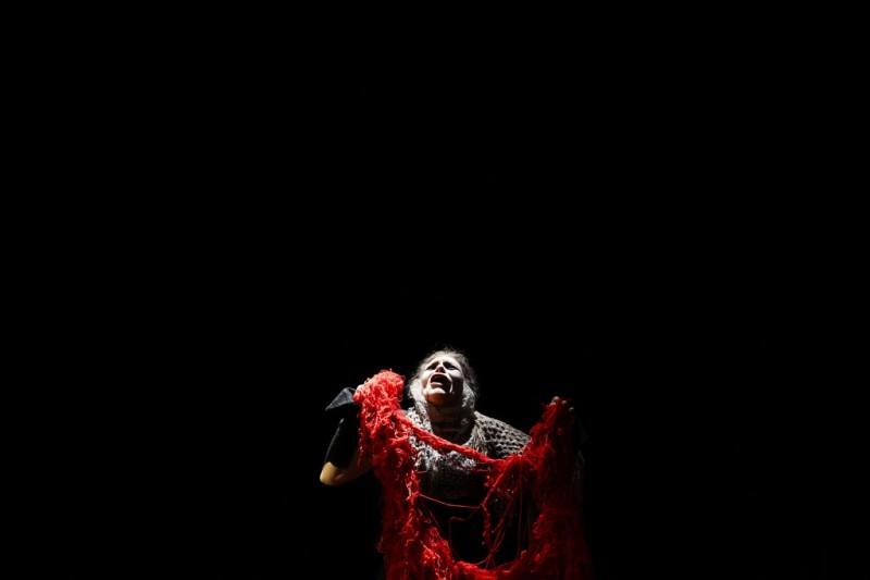 The Mother, Kropka Theatre