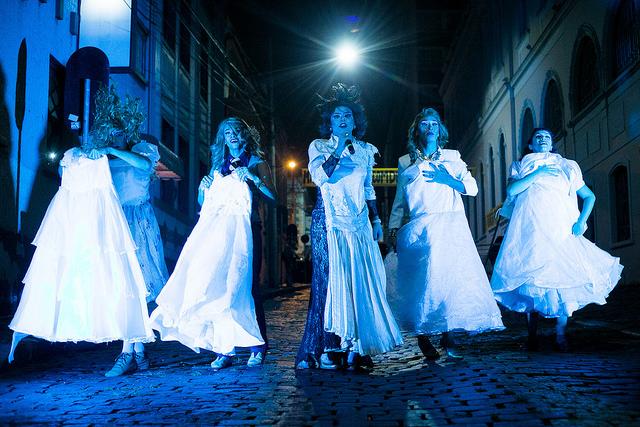 """""""Nossa Senhora (da Luz)"""", da Toda Deseo. Fotos de Leonardo Lima."""