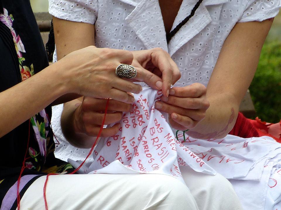 Sobrevivências femininas ou sobre vivências da dor materna